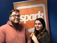 Looking for someone with an interesting story to tell on Spark Radio - Drive Time interview