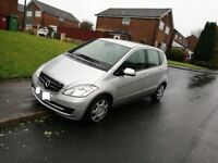 2009 Mercedes-Benz A160 2.0 CDI Blue efficiency SE Damaged Repaired CAT N 59K
