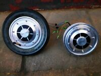 Hoverboard /segway spare wheels