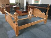 Pine 6ft bed (superking)