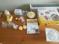 Single Medela breast pump