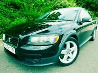2008 VOLVO C30 D5 180 LUXURY LIKE R DESIGN *LEATHER* 6 SPEED FORD FOCUS