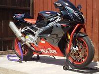 Aprilia rsv1000r 2007