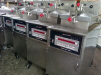 Henny Penny - 8000G GAS Chicken Pressure Fryer