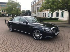 2015 Mercedes Benz S 350 L CDI BlueTec Diesel