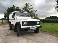 Land Rover 90 defender custom