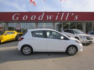 2015 Toyota Yaris LE! PREVIOUS DAILY RENTAL!