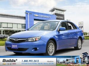 2011 Subaru Impreza 2.5 i Convenience Package SAFETY AND RECO...