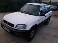 LHD TOYOTA RAV4 4*4 , we have more left hand drive ---15 cheap cars on stock---