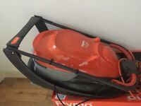 Flymo Easy Glide 330 Lawnmower - Used Twice, Almost New