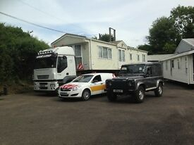 Boat Transport/Mobile Home/Static Caravan Transport