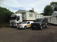 Boat Transport/Mobile Home/Static Caravan Transport