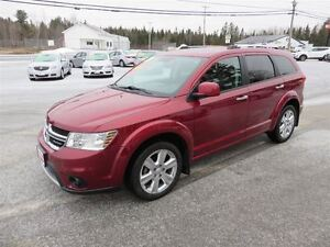 2011 Dodge Journey R/T AWD, SUNROOF, LEATHER!
