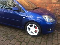 "Ford 16"" alloy wheels with good tyres"