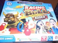 Raging Bull Rodeo - age 3+