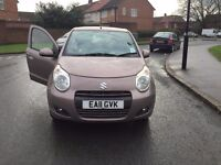 Suzuki Alto SZ4 5dr 1.0L Petrol Hatchback Automitic Lady Owner Private Seller