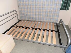 SMALL DOUBLE BED FOR SALE