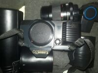Cannon camra equipment