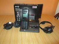BT Diverse 7150 Cordless Phone and Answering Machine