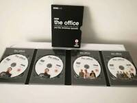 The Office the complete series one and two and the Christmas specials in Excellent Condition