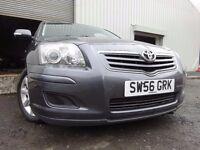 💥56 TOYOTA AVENSIS 1.8,MOT SEPT 017,PART HISTORY,2 OWNERS,2 KEYS,STUNNING EXAMPLE,VERY RELIABLE CAR