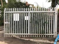 Site gates