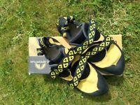 La Sportiva Katana climbing Shoes 9.5