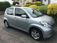 DAIHATSU SIRION 1.0 SE 5 DOOR IN STERLING SILVER