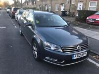 Volkswagen Passat Estate 2012 BlueMotion mileage109k great condition