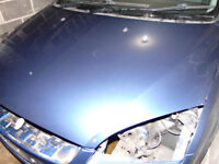 Bonnet - Mk2 Ford Focus (04-08) / Great Condition / Colour: Jeans Blue