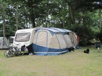 Outdoor Revolution Compactalite plus caravan awning