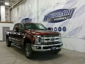 2017 Ford Super Duty F-350 SRW Lariat 6.2L Gas