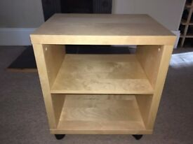 Ikea Corras Bedside Table / Hi-fi or tv unit - very good condition £12