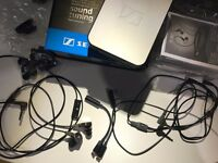 Sennheiser ie 80 + ie 8i Apple controller cable