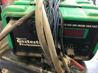 Gunsons gastester professional