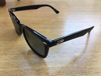 Carve sunglasses black new