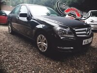 Mercedes-Benz C Class 2.1 C220 CDI BlueEFFICIENCY Executive SE 4dr (Map Pilot)£8,495 p/x welcome