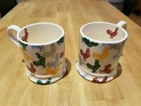 Emma Bridgewater mugs Howdens Joinery Special edition