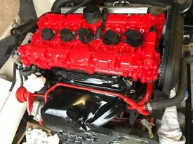 Volvo t5 2.3 turbo engine