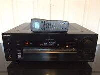 SONY STR-DB1076 AV RECEIVER, 6.2 CHANNEL, FULLY WORKING, CRYSTAL CLEAR SOUND, EXCELLENT CONDITION.