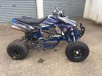 Honda trx 450 450r quad not ltr yfz ltz raptor banshee blaster kfx road legal