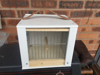 New Bird Canary or finch transportation cages uvpc