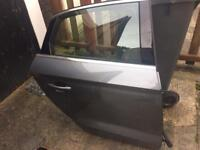Audi a3 Saloon 8v rear door o/s 2013-17