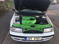 Nice Škoda octavia replica VRS. LHD
