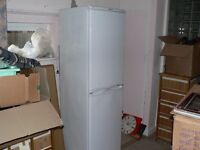 Hotpoint Iced Diamond Fridge Freezer RFA52