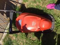 2 lawn mowers spare or repair