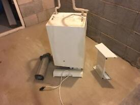 Ideal Classic boiler FF250 fully working