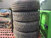 185 65 14 wheels and tyres x4