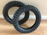 Pw50 or small dirt bike tyres