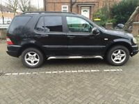 Mercedes ML 270 CDI - Automatic, Diesel, 7 seater, HPI clear